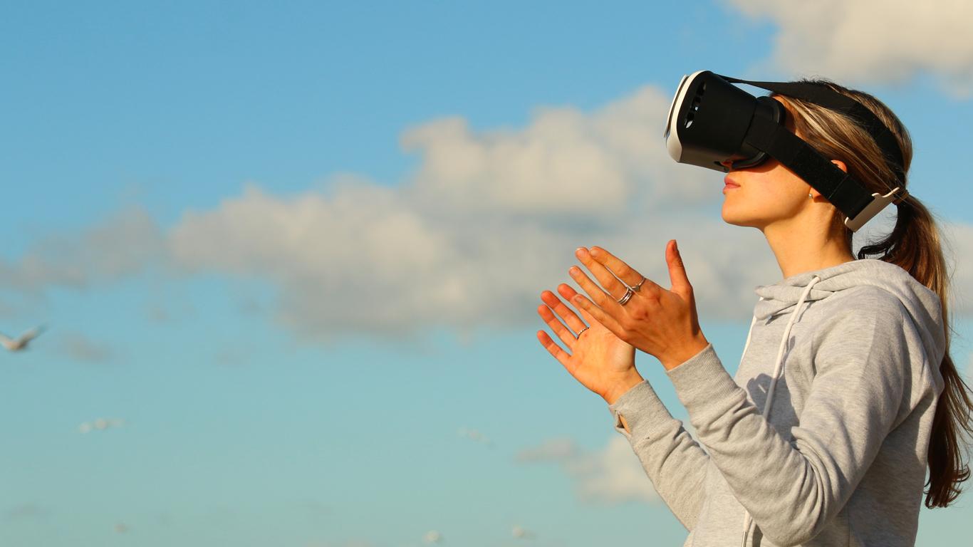 VR per il marketing