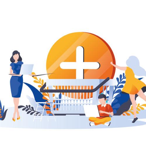 osa serve a un e-commerce